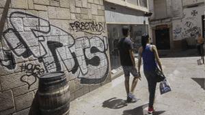Cerco a los Graffitis en Cáceres