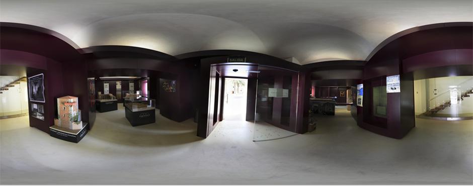 Visita Virtual Consorcio Cáceres Ciudad Histórica