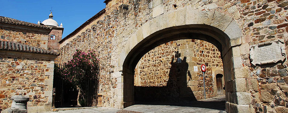 EL PLAN DIRECTOR DE LA MURALLA DE CÁCERES, DISPONIBLE Y DESCARGABLE CON UN INTERFACE GRÁFICO MUY INTUITIVO